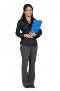 An example of Business Casual Attire