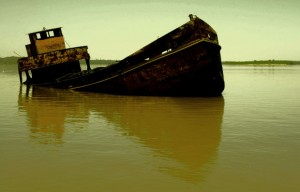 Sunk Costs are like Sunken Boats; Usually Gone Forever
