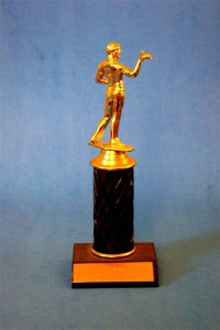 Try hard enough, and trophy like this could be yours!  (Assuming your goal is something involving trophies, of course)