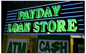 payday store